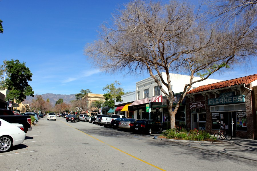 The Best Of The Village In Claremont California
